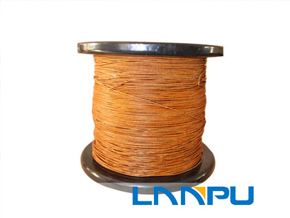 Fiber Glass Covered Copper Round/Flat Wire