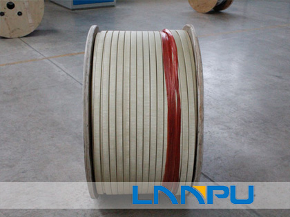 Paper Covered Aluminum Round/Flat Wire